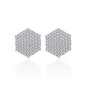 Jewelry - 4.80 Ct round brilliant cut diamonds ladies Studs